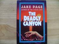 The Deadly Canyon  - Signed