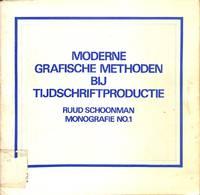Moderne Grafische Methoden Bij Tijdschriftproductie - Monografie 1.