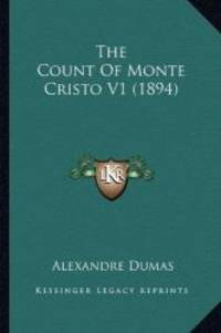 image of The Count Of Monte Cristo V1 (1894)