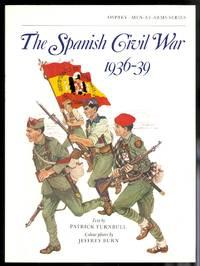 image of THE SPANISH CIVIL WAR 1936-39.  OSPREY MEN-AT-ARMS SERIES.