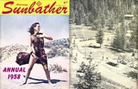 American Sunbather [and Nudist Leader], 1958 Annual (Vintage Nudist magazine)