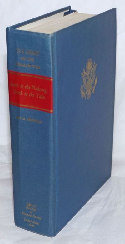 Washington DC: Office of the Chief of Military History, Department of the Army, 1975. Hardcover. xxi...