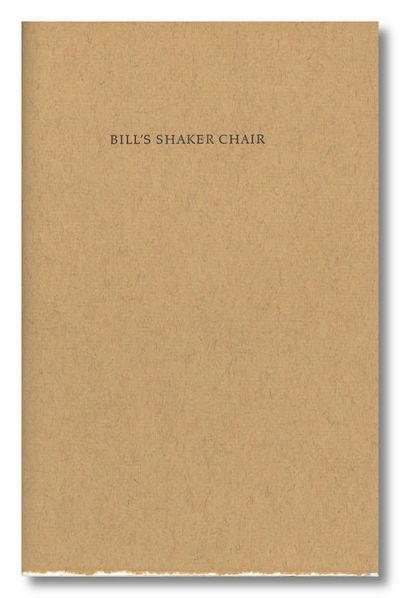 New York: Kelly-Winterton Press, 1995. Printed wrapper over stiff wrapper. First edition (preceding ...
