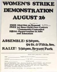 [WOMEN] Women's Strike Demonstration August 26
