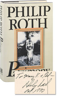image of Patrimony (Signed First Edition)