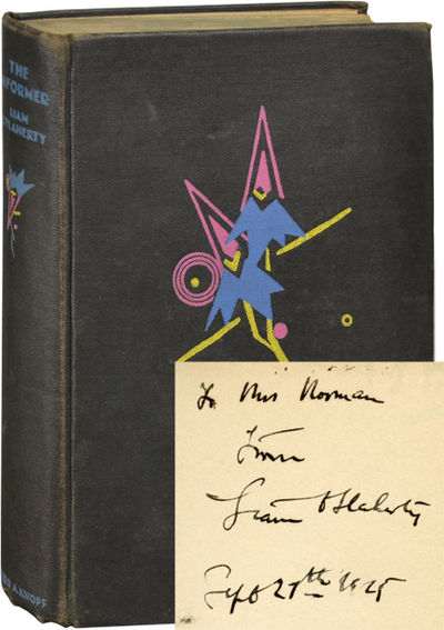 New York: Alfred A. Knopf, 1925. First American Edition. INSCRIBED in the year of publication by the...