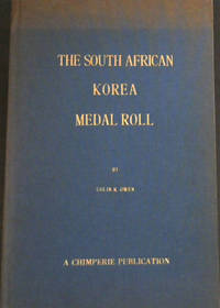image of The South African Korea Medal Roll