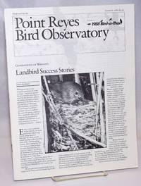 image of Point Reyes Bird Observatory. Newsletter 81, Summer 1988