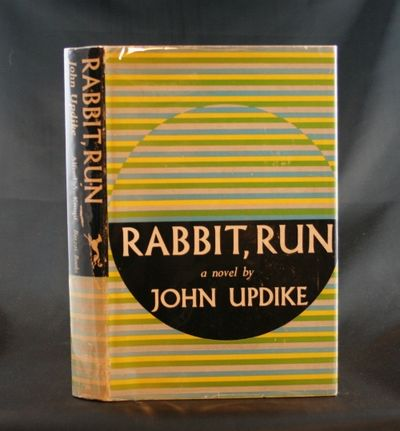 first kiss john updike Rabbit, run by john updike  you're out, not forgotten at first, just out, and it feels good and cool and free  but bends down to kiss her glossy forehead.