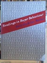 Readings in Buyer Behaviour