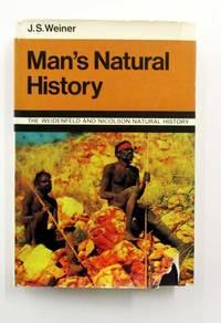 image of Man's Natural History