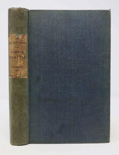 London: Wm. Pickering, 1831. 1st thus (Keynes, pg 48). Blue cloth w/ printed paper spine label. VG+ ...