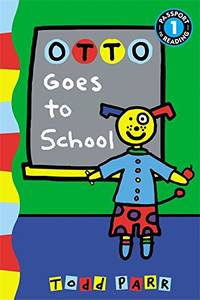 Otto Goes to School Passport to Reading  level 1