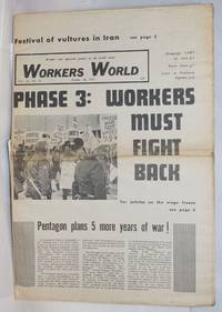 Workers World, Vol. 13, No. 19, Oct. 18, 1971
