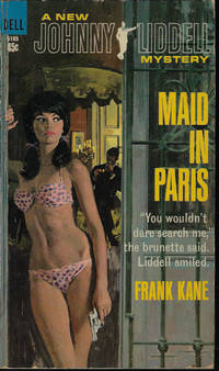 image of MAID IN PARIS; A Johnny Liddell Mystery
