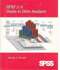 image of SPSS 11.0 Guide to Data Analysis