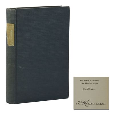 : Privately Printed, 1928. Pirated Edition. Very Good. An early pirated edition commonly known as th...