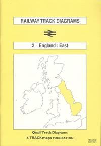 Railway Track Diagrams No. 2: England - East