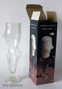 WOMAN STYLE BEER MUG; GALLERY010
