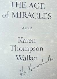AGE OF MIRACLES (SIGNED)