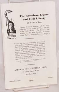 image of American legion and civil liberty