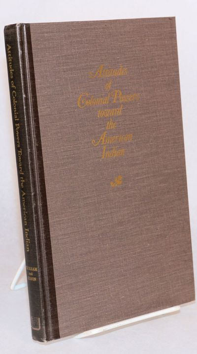 Salt Lake City: University of Utah Press, 1969. 139p., first edition boards; faint edgewear. Volume ...