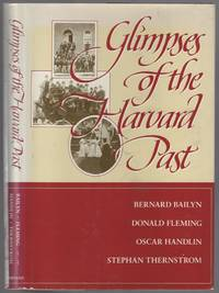 image of Glimpses of the Harvard Past