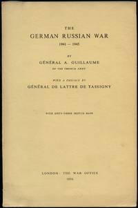 The German RusSIAN WAR, 1941-1945