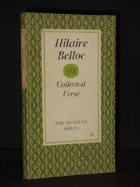 Hilaire Belloc: Collected Verse: Penguin Poets Book No. D44