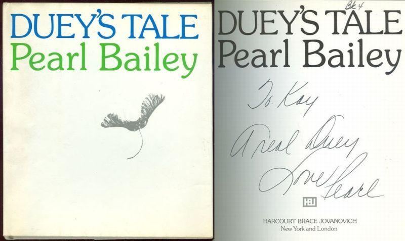 DUEY'S TALE, Bailey, Pearl