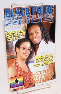 image of Black Pride resource guide 2005 the ultimate guide to black pride celebrations
