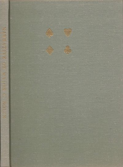 Palo Alto: Lewis Osborne, 1966. First Edition. Hardcover. Very good/good. Quarto. 88 pages. Green cl...