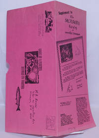 image of Supplement to the Solidarity catalog of anarchist literature