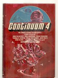 Continuum 4 the Unique Science Fiction Series