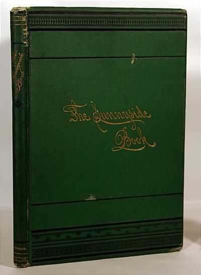New York: G. P. Putnam & Sons, 1871. Good in the publisher's original green cloth over beveled board...