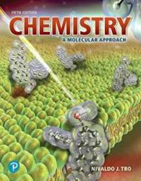 image of Chemistry: A Molecular Approach Plus Mastering Chemistry with Pearson eText -- Access Card Package (5th Edition) (New Chemistry Titles from Niva Tro)
