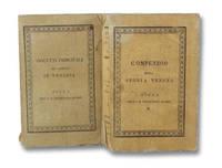 Otto Giorni a Venezia, Parti Prima e Seconda: Oggetti Principali da Vedersi Nella Citta di...