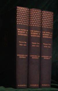 The Papers of Robert H. Goddard   (3 Volumes in slipcase)
