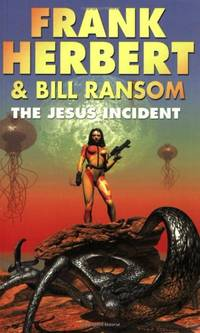 image of The Jesus Incident: Pandora Sequence Book 2
