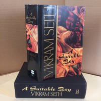 A Suitable Boy: A Novel by  Vikram Seth - First printing. - 1993 - from j. vint books (SKU: 004050)