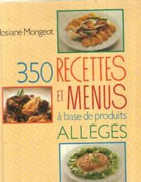 350 recettes et menus a base produits alleges