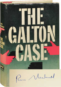 image of The Galton Case (Signed First Edition)