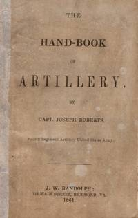 The Hand Book of Artillery