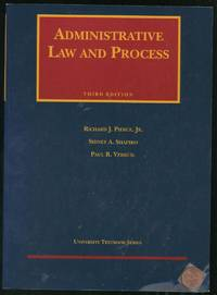Adminstrative Law and Process (Third Edition)