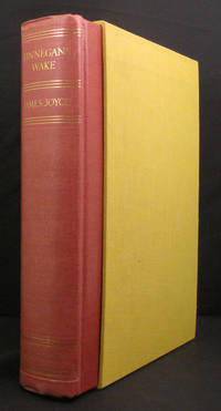FINNEGANS WAKE by Joyce James - Signed First Edition - 1939 - from Buddenbrooks, Inc. (SKU: 19769)