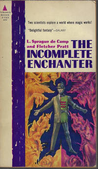 image of THE INCOMPLETE ENCHANTER