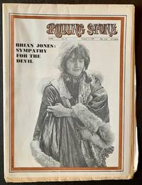 Rolling Stone (Issue #39, August 9th, 1969)