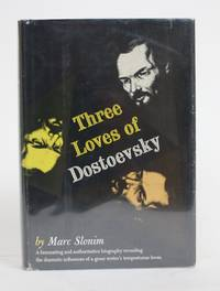 image of Three Loves of Dostoevsky