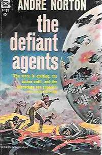 The Defiant Agents [Ace F-183] (Time Traders #3)