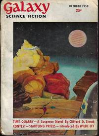 image of GALAXY Science Fiction: October, Oct. 1950